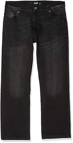 Uomo Jacamo Nero black Relaxed Jeans xqPxTwHZ