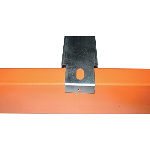 AK Industrial Rack Safety Bar - 42in., Model# AKCROSSBAR42 by AK Material (Image #1)