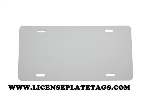Custom Aluminum License Plate - 7