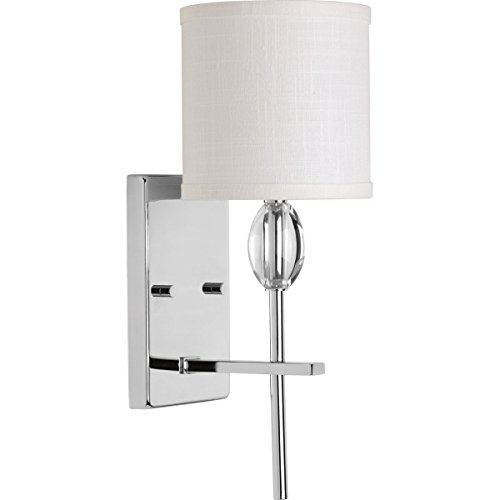 Progress Lighting P2060-15 1 LT Wall Bracket Sconces with K9