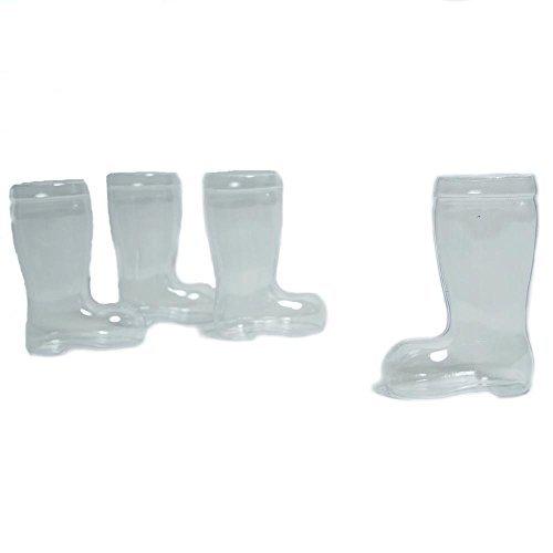 12 pack- Boot Shaped Shot Glasses for Oktoberfest or Western -