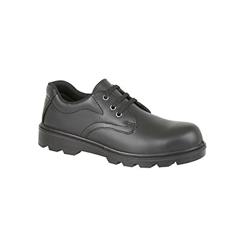 Men's Black M361a Safety Shoes Grafters zY6Bpqq