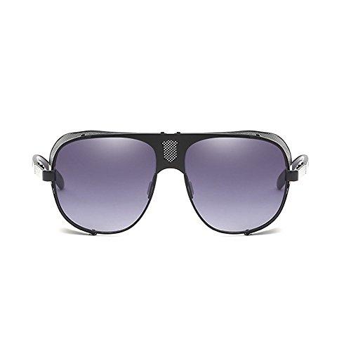 voler de film de de Sports épais pour de soleil réfléchissant vent polarisées pilote miroir gray plein Voyager pilote adapté Lunettes air grenouille lunettes de bord couleur polarisé 8YZaRq