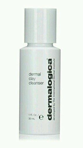Dermalogica Dermal Clay Cleanser 3 Travel Size , 30Mlx 3 (Dermalogica Dermal Clay Cleanser)