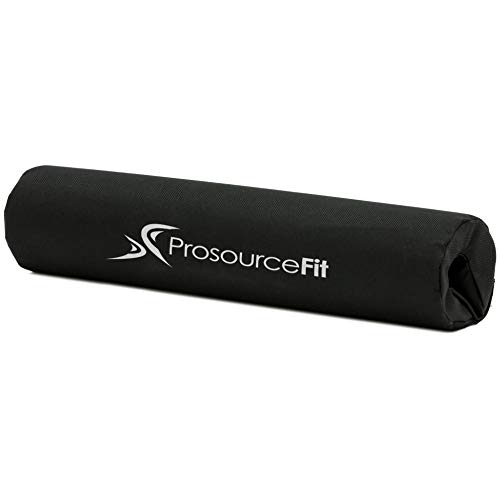 Prosource Fit Weight Lifting Barbell Pad, Thick Protective Padding for Neck & Shoulders for Squats, Hip Thrusts, Lunges