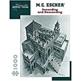 Pomegranate M.C. Escher Ascending and Descending 1000 Piece Puzzle