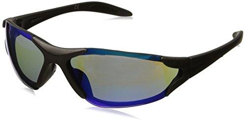 Foster Grant Men's Team Rv Wrap Sunglasses, Copper, 70 - Foster Sunglasses Mens Grant