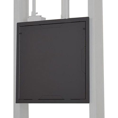 Chief Mfg.Storage Box Hardware Mount Black (PAC526FC)