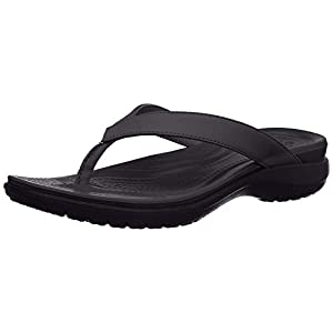 Crocs Women's Capri V Flip Flop | Casual Comfortable Sandals for Women