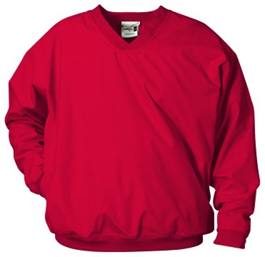 Badger Sport Microfiber Windshirt - 7618 - Red Classic Windshirt Shopping Results