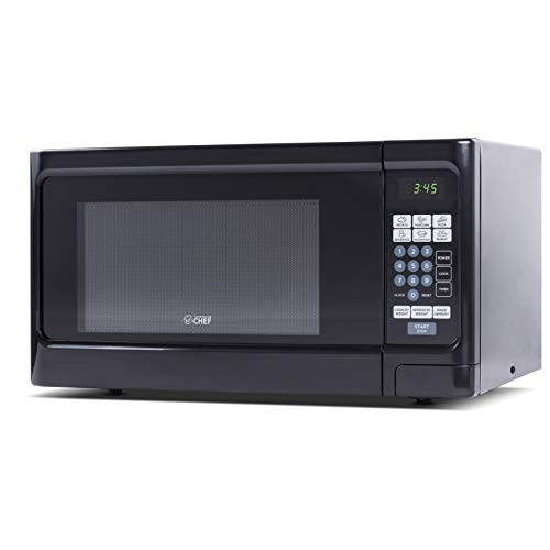 Westinghouse 1000 Watt Black Counter Top Microwave Oven