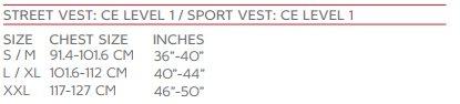 EVS Sports Sport Vest (Military Spec, Large/X-Large)