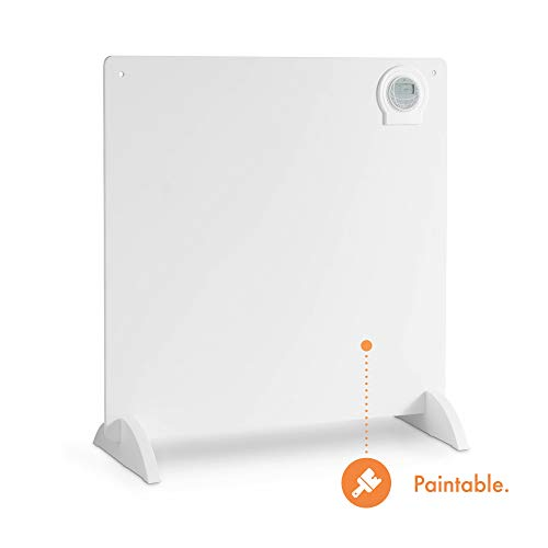 VonHaus Electric Panel Heater 425W – Wall Mounted or Freestanding Heating...
