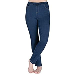 Pajama Jeans Women's Skinny High-Waist Stretch Denim Jeans