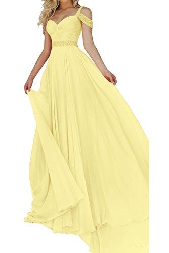 Ivydressing - Vestido - Estuche - para mujer amarillo
