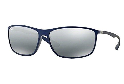 Gafas de sol para hombre Ray Ban azul RB 4231 619488 65/15 ...