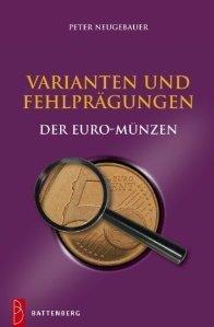Varianten und Fehlprägungen der Euro-Münzen Euromuenzen 2009 / Variants and Error Coins of euro coins Euromuenzen 2009