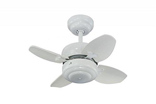 Cheap  Monte Carlo 4MC20WH Mini Ceiling Fan, 20