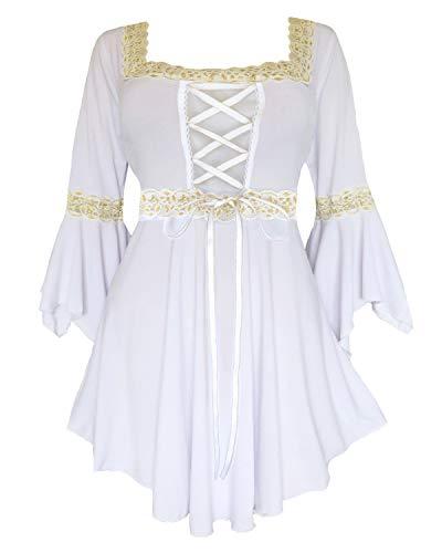 Dare to Wear Renaissance Corset Top: Victorian