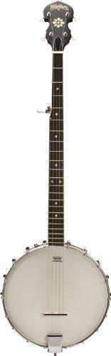 Washburn Americana Series B7-A 5-string Open Back Banjo
