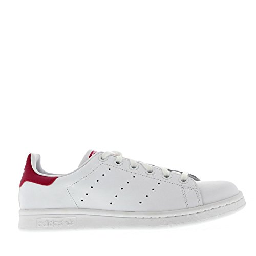 adidas - Stan Smith - B32703 - Color: White-Pink - Size: 5.5