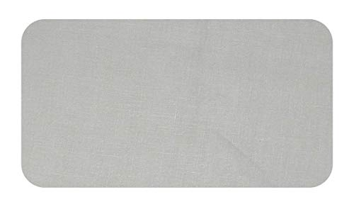 5c1023fe43 Raymond Puro Lino Bloom Mens Pure Linen Solid Un-Stitched Shirt Fabric  (1.60 Mtr White RAL201)  Amazon.in  Clothing   Accessories
