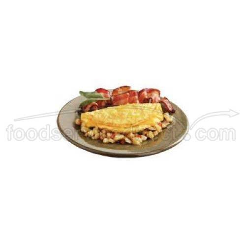 Cargill Skillet Omelet with Cheddar Cheese Filling - Entree, 3.5 Ounce -- 48 per...