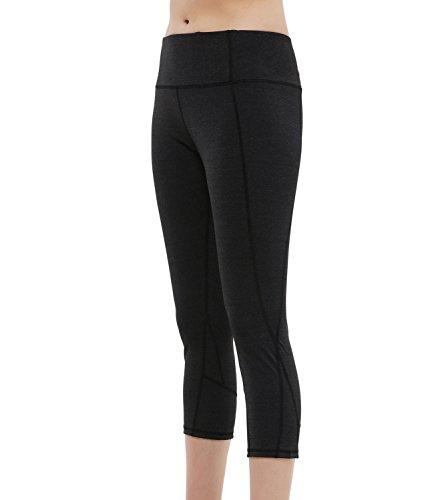 Bentibo Women's Sleek Fit Yoga Pant Spandex Fitness Pant