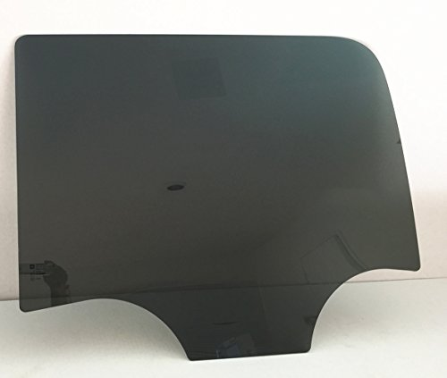 - NAGD Fits 2014-2018 Chevrolet Silverado & GMC Sierra (K/C 1500 2500 3500) 4 Door Crew Cab Driver Side Left Rear Door Window Glass