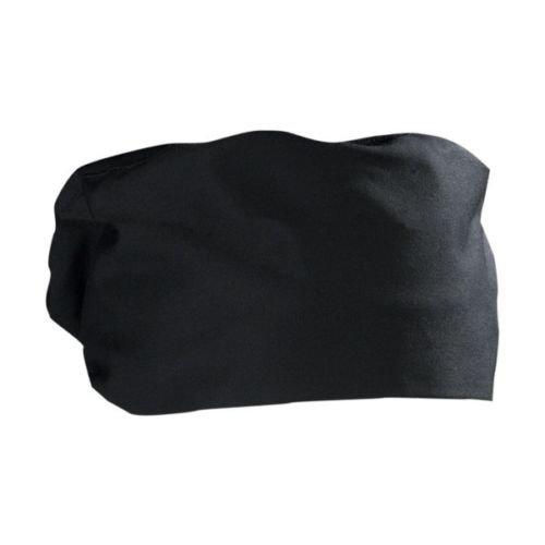 color negro by Beanie polialgodón de Chefline Bonchef gorra Gorro cocinero de Skull BTpwq