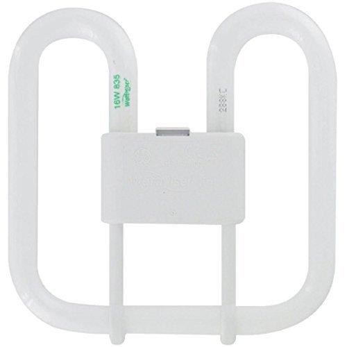 Biax 2D 2 Pin 16W 835 GE 16 Watt [Energy Class A](3-Pack)