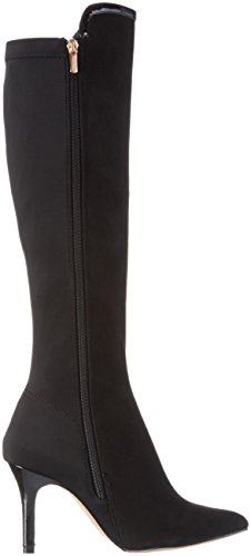 Paco Mena Women's Manilva Cold Lined Long Boots and Ankle Boots Black - Black xStBuRVJ8