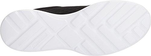 Deportiva Zapatilla Negro Supra white Sintético Hammer Blanco black Material Gris light Unisex Run Grey De wUtfgqt