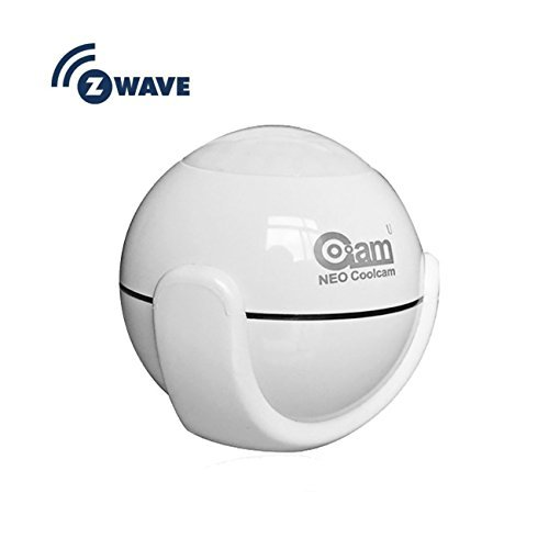 NEO Coolcam Z-wave PIR Motion Detector,Multisensor,Z-Wave Plus  Motion,Temperature,Light Sensor Home Automation Alarm System