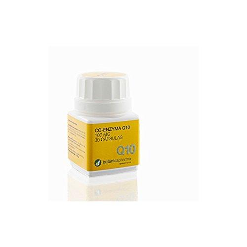 Coenzima q10 botanica nutrients 30mg 30capulas: Amazon.es: Salud y cuidado personal