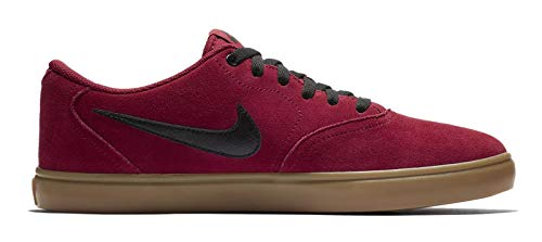 Gum Check SB Light Basse Red Multicolore da Crush Black Ginnastica Uomo Solar 001 Brown NIKE Scarpe 4g5q77