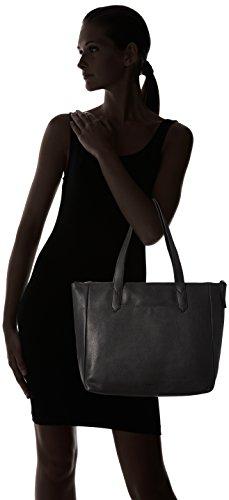 Fossil - Damen Tasche Fiona - Shopper, Borse a spalla Donna Nero