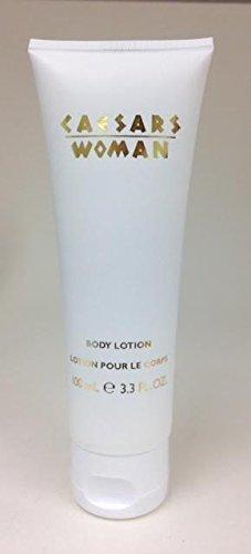 Caesars Woman by Caesars World 100 ml/3.3 oz Body Lotion