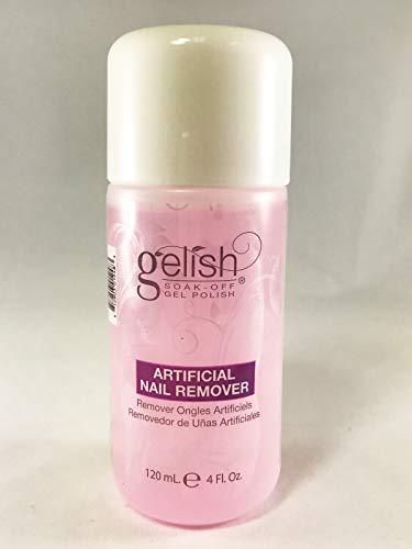 Gelish Artificial Color Soak Off Gel Nail Polish Remover 120mL (4 fl oz) ()