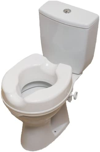 Linton Plus Raised toilet Seat , 4 Inch Height