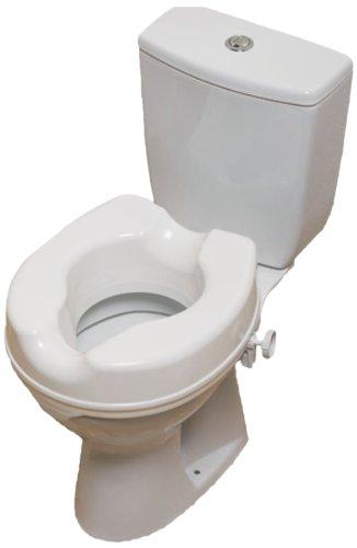 7 opinioni per Nottingham Rehab Supplies (NRS) Linton Plus- Rialzo per WC, altezza: 10,16 cm