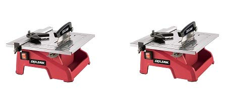 SKIL 3540-02 7-Inch Wet Tile Saw 2- Pack