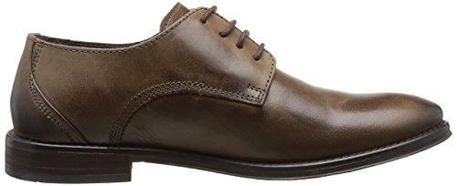 Casanova Letty - Zapatos de Cordones de cuero hombre marrón - marrón
