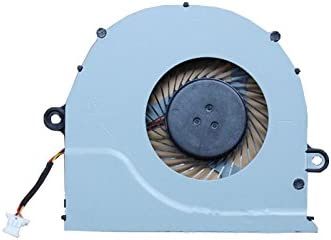 Z-one Fan Replacement for Acer Aspire E5-421 E5-471 E5-421G E5-475 E5-471G E5-522 E5-522G E5-532 E5-532G E5-551 E5-532T E5-552 E5-571 E5-571G E5-571P E5-571P E5-573 E5-573G CPU Cooling Fan