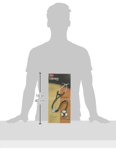 3M Littmann Cardiology III Stethoscope, Smoke-Finish