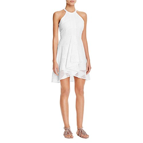 Amanda Uprichard Women's Vineyard Dress, White, X-Small