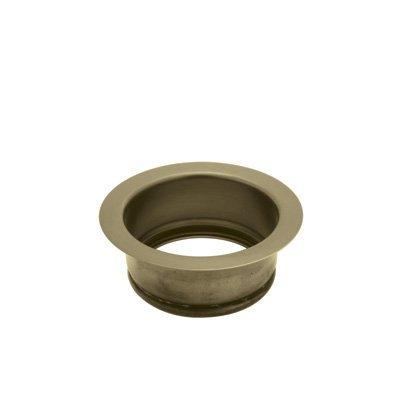 Rohl 743TCB I.S.E. Disposal Throat, Escutcheon or Flange, Tuscan Brass (Brass Tuscan)