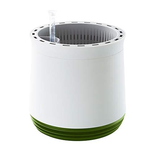 AIRY Pot - der Innovative Pflanzentopf als hochwirksamer Luftreiniger - Natürliche Luftreinigung mit Zimmerpflanzen Ohne Strom u. Chemie (in 8 Farbvarianten)