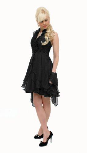 Young-Fashion -  Vestito  - Donna nero 42