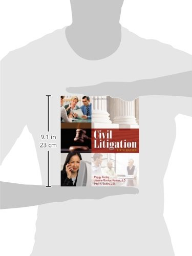 Civil Litigation by Cengage Learning (Image #1)